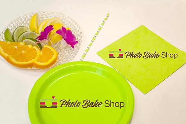 bulk paper straws - personalized paper plates and napkins