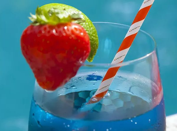bulk paper straws, wholesale custom printed straws